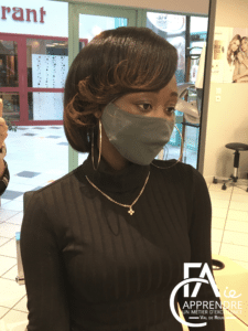 Formation coiffure avec Alexis Rosso