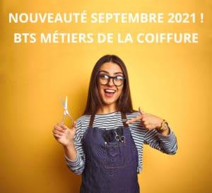 BTS METIERS DE LA COIFFURE