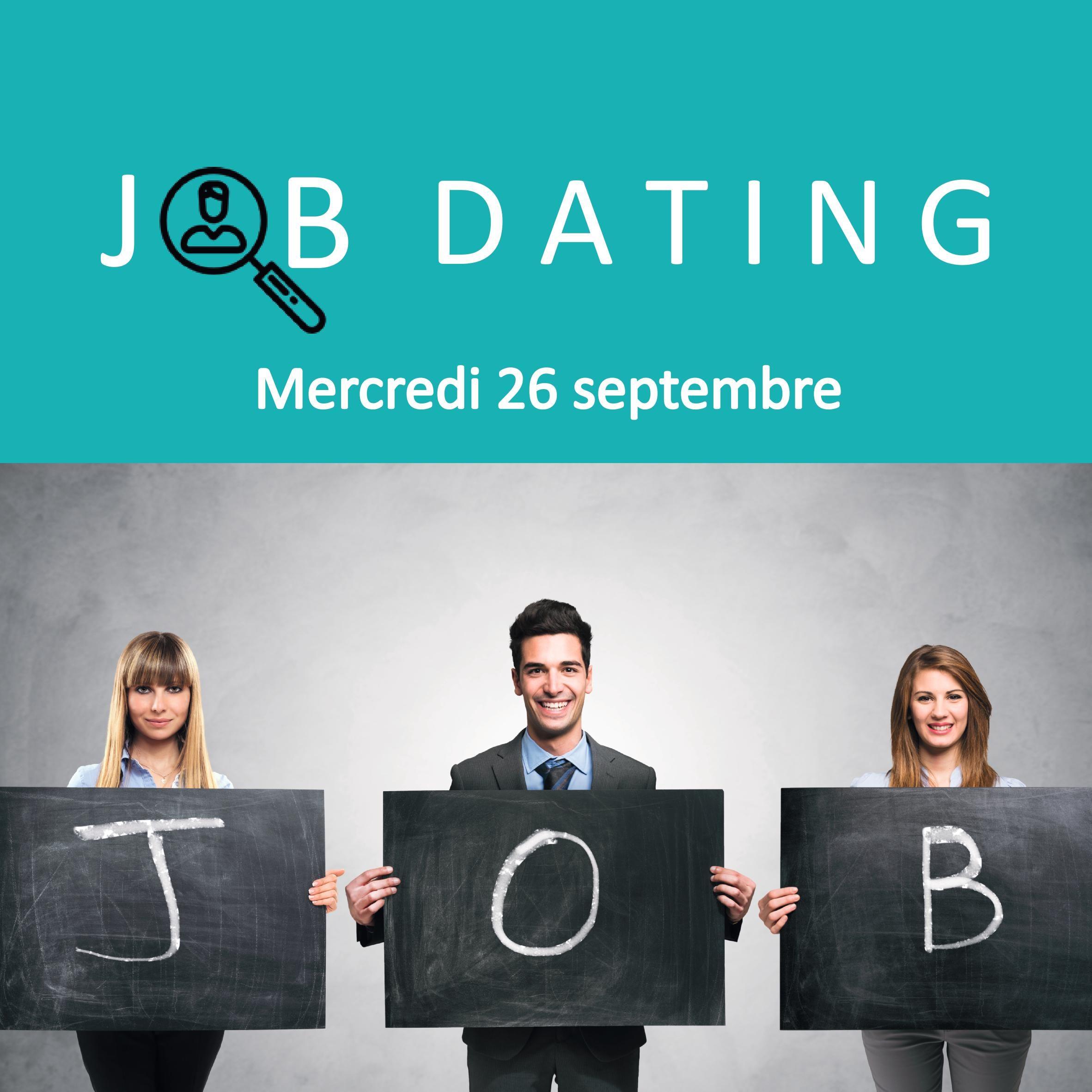 JOB DATING-mise en avant